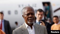 Kofi Annan (1938-2018)