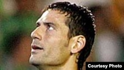Андрес Палоп - герой финала Кубка УЕФА. Фото с сайта www.ru.uefa.com