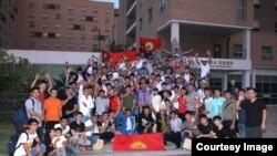 Түштүк Кореядагы кыргыздар