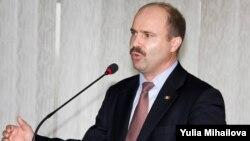 Moldova - Valeriu Lazar, minister of economy, 20Oct2009
