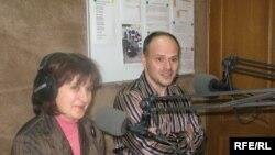 Ольга Перельман, Михайло Радуцький