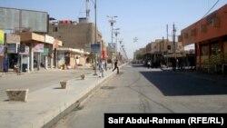 احد شوارع الكوت(الارشيف)