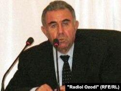 Ғайбулло Афзалов, раиси пешини вилояти Хатлон.