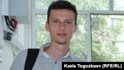 Максим Сытников, представитель фонда «Открытый диалог» в Польше.
