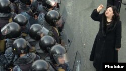 Երևան, 1-ը մարտի, 2008թ․