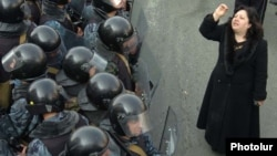 Ереван, 1 марта 2018 г.