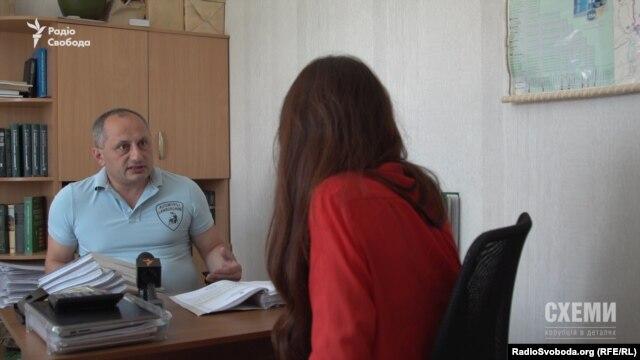 Юрист і голова громадської організації «Сила закону» Сурен Геворгян