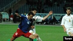 Avro-2008-in seçmə mərhələsi çərçivəsində Azərbaycan-Serbiya oyunu, 17 oktyabr 2007