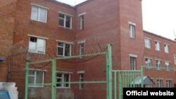 Зиндони рақами 2 дар вилояти Тулаи Русия