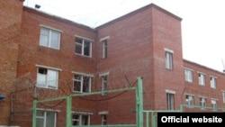 Russia--Prison № 2 Russia's Tula region,21Oct2011