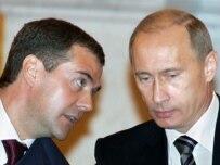 Deputy Prime Minister Dmitry Medvedev is among Putin's key players (ITAR-TASS)