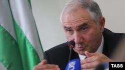 Спикер парламента Абхазии Валерий Бганба