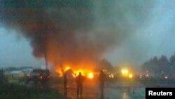 Russia - Petrozavodsk, 21Jun2011