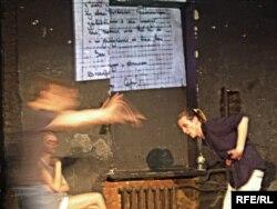 Фрагмент спектакля о смерти Сергея Магнитского