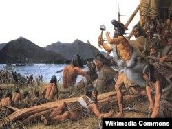 Ruslarla hindular arasında Sitka döyüşü