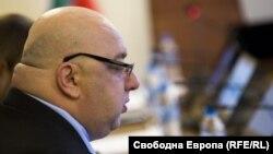 Бившият министър на спорта Красен Кралев