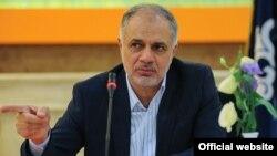 علی کاردر، معاون وزیر نفت و مدیرعامل شرکت ملی نفت ایران.