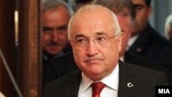 Թուրքիայի խորհրդարանի խոսնակ Ջեմիլ Չիչեք, արխիվ