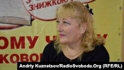 Письменниця Світлана Талан