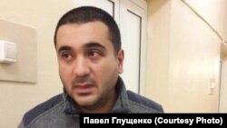 Пострадавший усольчанин Айдын Юсифов