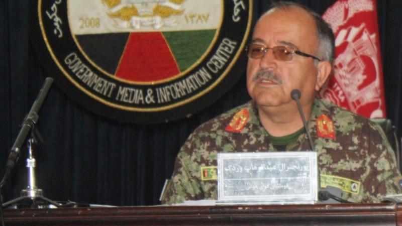 وردګ: افغان ځواکونه ۷۰سلنه هوایي عملیات یوازې کوي