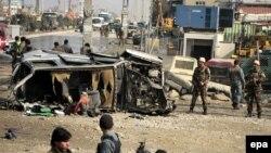 Атака на автомобіль британського посольства у Кабулі, 27 листопада 2014