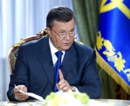 Президент Украины Виктор Янукович заявил, что подпишет любой принятый парламентом законопроект о лечении заключенных за рубежом