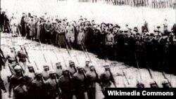 Qafqaz İslam Ordusu Bakıda - 1918