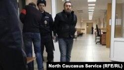 Шаври Гаджиев в Дорогомиловском суде Москвы, 23 января 2020 г.