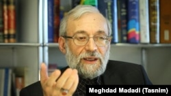 محمدجواد لاریجانی، دبیر ستاد حقوق بشر قوه قضاییه ایران