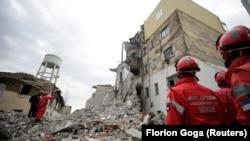 Землетрус магнітудою 6,4 стався в Албанії 26 листопада