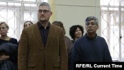 Ясин в суде в Москве