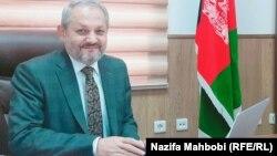 د افغانستان د عامې روغتيا وزير فيروزالدين فيروز