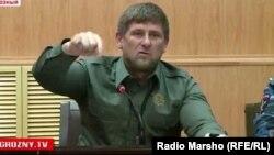 Керівник Чечні Рамзан Кадиров