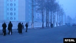 Parts of Tajikistan have been without power since December