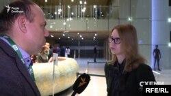 Не заперечувала щодо оплати Фондом Пінчука депутатка від «Слуги народу» Роксолана Підласа