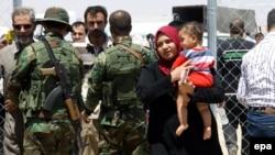 Около 500 тысяч человек покинули Мосул и его окрестности - после того, как город взяли под контроль боевики-исламисты
