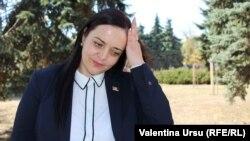 Valentina Ursu în dialog cu Elena Enachi