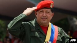 Архивска фотографија: Претседателот на Венецуела Уго Чавез.