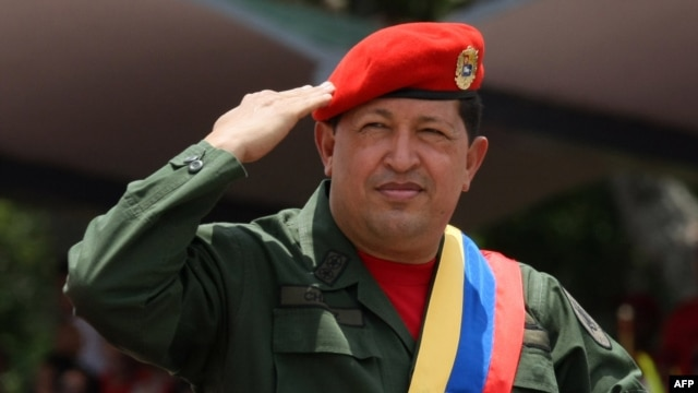 Venezuelan President Hugo Chavez (seen here in 2008) has not been seen in public nor heard from since he underwent surgery in Havana on December 11.