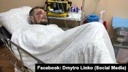 Ігор Мосійчук у лікарні, 25 жовтня 2017 року