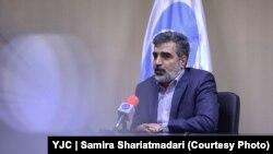 Իրանի ատոմային էներգիայի կազմակերպության խոսնակ Բեհրուզ Քամալվանդի, արխիվ