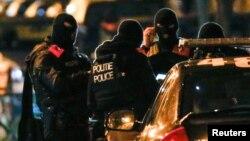 Ոստիկանական հատուկ գործողություն Բրյուսելի Մելենբեկ թաղամասում, 22-ը նոյեմբերի, 2015թ.