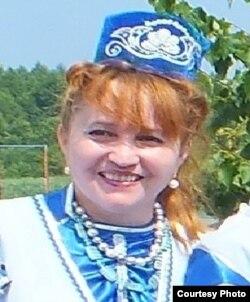 Гөлсинә Шәрипова