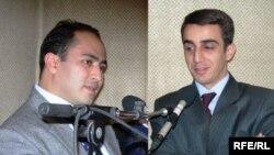 «14-24»ün qonaqları - Anar Şuşalı və Vüsal Quliyev, 28 noyabr 2006