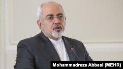 محمد جواد ظریف وزیر خارجۀ ایران