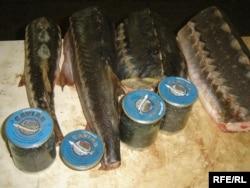 Azərbaycan - nərə balığı və kürü
