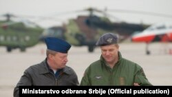 Ushtrime të përbashkëta ushtarake Serbi-Rusi