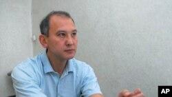 Мухтар Джакишев. Июль 2009 года.