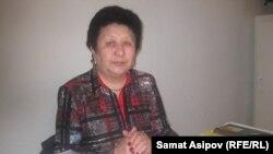 Дамира Курманова